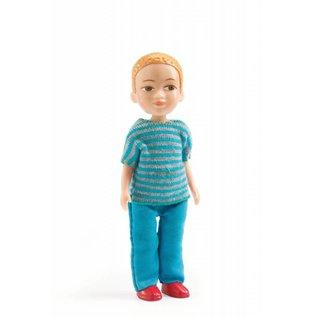 Djeco Djeco poppenhuispop Victor DJ07808