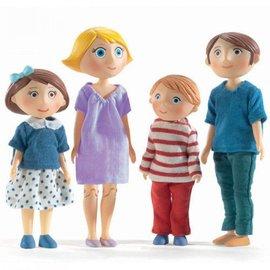 Djeco Djeco poppenhuis familie Gaspard & Romy