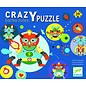 Djeco Djeco gekke puzzel - Barbazulon