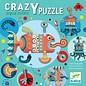 Djeco Djeco gekke puzzel - Aqua'zules Waterdieren
