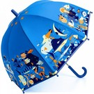 Djeco Djeco kinderparaplu Onderwaterwereld