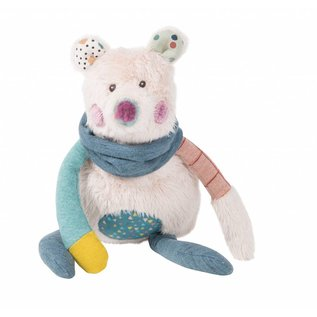 Moulin Roty Moulin Roty knuffel witte beer 665021