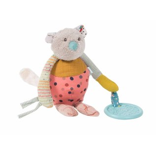 Moulin Roty Moulin Roty activiteitenknuffel muis 665030