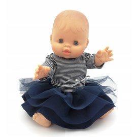 Paola Reina Paola Reina babypop Gordi meisje Alicia (gekleed, 34 cm)