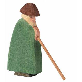 Ostheimer Ostheimer herder met staf 10301