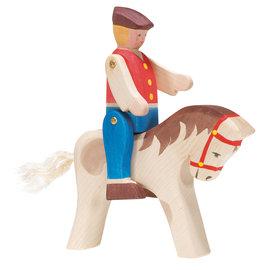 Ostheimer Ostheimer paard met ruiter