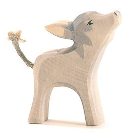 Ostheimer Ostheimer ezel klein kop omhoog