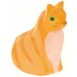 Ostheimer Ostheimer kat zittend