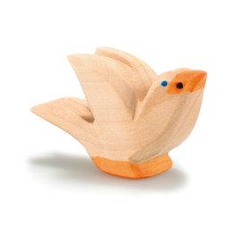 Ostheimer Ostheimer duif vliegend