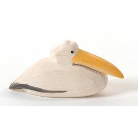 Ostheimer Ostheimer pelikaan zwemmend