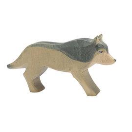 Ostheimer Ostheimer wolf lopend