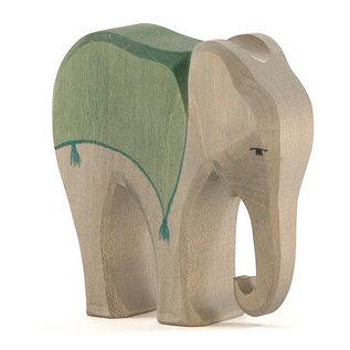 Ostheimer Ostheimer olifant met zadel 41912