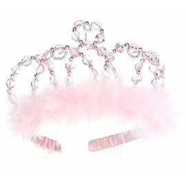 Great Pretenders Great Pretenders roze prinsessen tiara