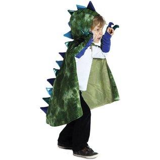 Great Pretenders Great Pretenders Dragon Cape met klouwen (5-6 jaar)