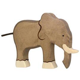 Holztiger Holztiger olifant