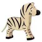 Holztiger Holztiger zebra klein