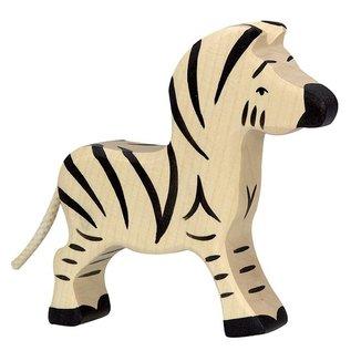 Holztiger Holztiger zebra klein 80153