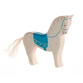 Ostheimer Ostheimer paard met zadel