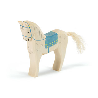 Ostheimer Ostheimer paard met zadel 42193