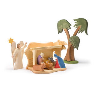 Ostheimer Ostheimer kerststal klein 5550114