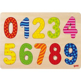Goki Nummer puzzel
