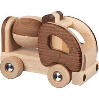 """Goki Goki houten cementmixer """"nature"""""""