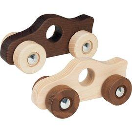 "Goki Goki  houten raceauto ""nature"""