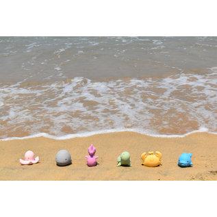 Tikiri Tikiri bijt- en badspeelgoed octopus