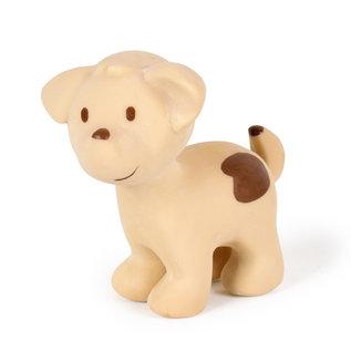 Tikiri Tikiri Bijt- en Badspeelgoed Hond
