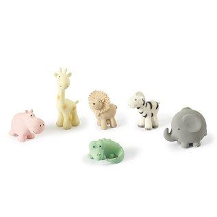 Tikiri Tikiri Bijt- en Badspeelgoed Nijlpaard