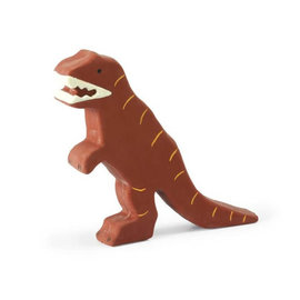 Tikiri Tikiri Bijt- en Badspeelgoed Dino T-Rex