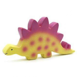 Tikiri Tikiri Bijt- en Badspeelgoed Dino Stegosaurus