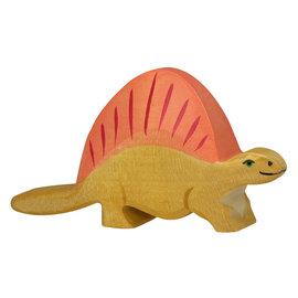 Holztiger Holztiger dino Dimetrodon