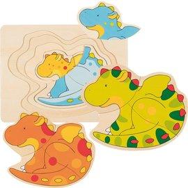 Goki Draken puzzel