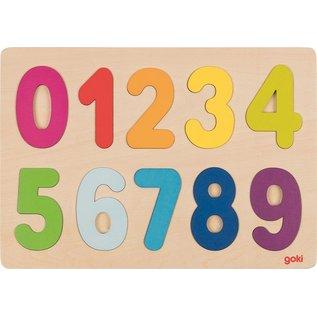 Goki Cijfer puzzel