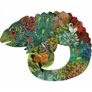 Djeco Djeco puzzel Kameleon 150 stukjes
