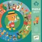 Djeco Djeco puzzel XL  Het Jaar 24 stukjes DJ07016