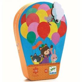 Djeco Djeco puzzel  Luchtballon 16 stukjes