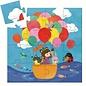Djeco Djeco puzzel  Luchtballon 16 stukjes DJ07270