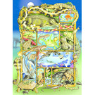 Cobble Hill Cobble Hill puzzel - Reptiles and amphibians