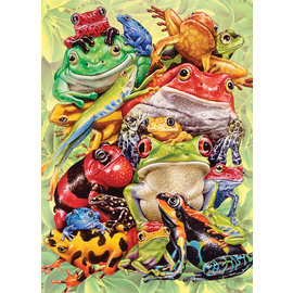 Cobble Hill Cobble Hill puzzel - Frog pile