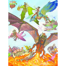 Cobble Hill Cobble Hill puzzel - Dragon flight