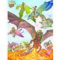 Cobble Hill Cobble Hill puzzel - Dragon flight 350 stukjes