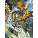 Cobble Hill Cobble Hill puzzel - Waterfall dragons