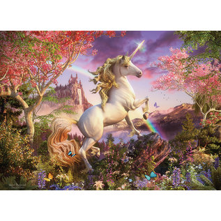 Cobble Hill Cobble Hill puzzel - Unicorn 1000 stukjes