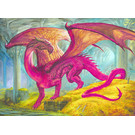 Cobble Hill Cobble Hill puzzel - Red dragon treasure