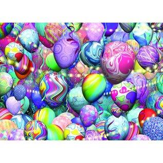 Cobble Hill Cobble Hill puzzel - Party balloons 500 stukjes