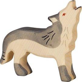 Holztiger Holztiger Wolf jankend