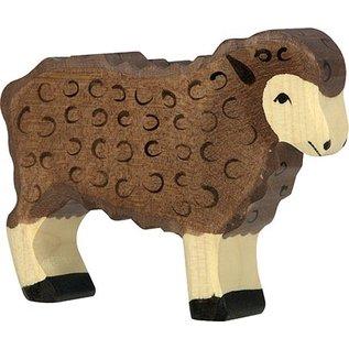 Holztiger Holztiger schaap bruin 80075