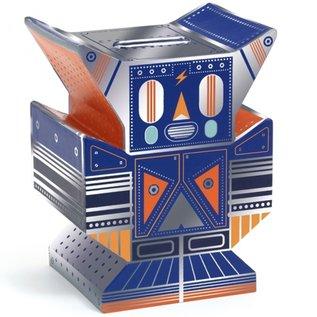 Djeco Djeco spaarpot robot DD03340